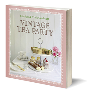 Kochbuch Vintage Tea Party