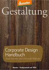 Titelblatt Corporate Design Handbuch