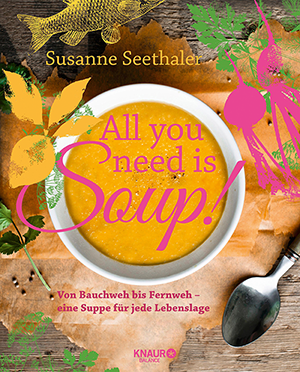 Cover von All you need is soup