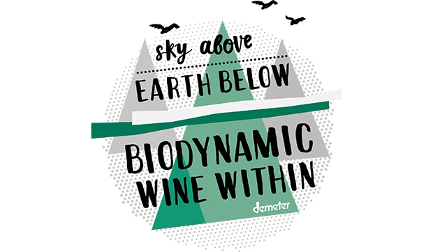 sky above earth below biodynamich wine within